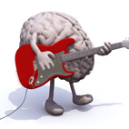 Playing Guitar Boosts Brain Power, Research Finds
