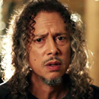 Kirk Hammett: 'I Thought We Already Played Glastonbury!'