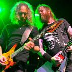 Kirk Hammett Confirms Guest Appearance on Exodus Album