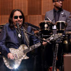 Watch Ace Frehley Perform 'New York Groove' With the Roots