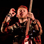 Seether's Dale Stewart: 'A Good Bass Player Is A Tasteful Bass Player'