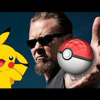 Watch: Metallica Performs Pokemon Theme Live in Concert