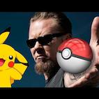 Watch: Metallica Performs Pokemon Theme Live in Concert