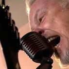 Hetfield: How 'Hardwired' Compares to Rest of New Metallica Album