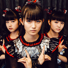 Babymetal Land Red Hot Chili Peppers Support Slot