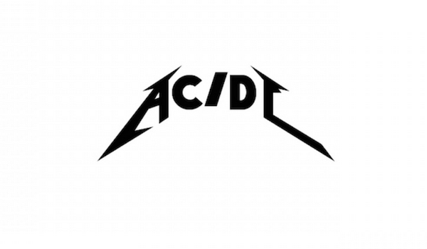 Metallica Font: Here's What 20 Iconic Band's Logos Would