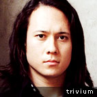 Trivium: 'Shogun' Track Listing