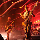 Flea Opens Up About Thom Yorke's New 'Atoms For Peace' Album