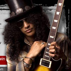 Slash Caught Mum Naked With Bowie