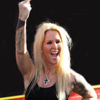 Lita Ford To Blabbermouth Readers: 'F--k You!'
