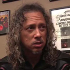 Kirk Hammett Announces 'Too Much Horror Business' Book-Release Event