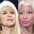 Fleetwood Mac's Stevie Nicks: 'I Would Strangle Nicki Minaj To Death'