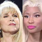 Fleetwood Mac's Stevie Nicks: 'I Would Strangle Nicki Minaj To Death'