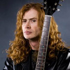 Dave Mustaine Says He Doesn't Believe in Evolution