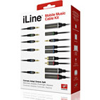 IK Multimedia iLine Mobile Music Cable Kit Now Shipping