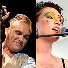 Amanda Palmer to Morrissey: 'Crowd-Source Your Next Album'