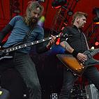 Mastodon 'Very Busy' Recording New Album