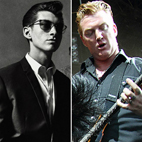 Josh Homme Joins Arctic Monkeys on Stage in Los Angeles