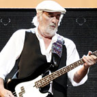Fleetwood Mac Bassist Has Cancer