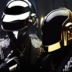 Even Daft Punk Must Take Off Helmets at Airport, Photos Instantly Surface