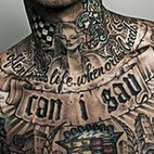 Wednesday Question: Best Rockstar Tattoos?