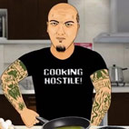 Phil Anselmo Wants to Take Part in 'Cooking Hostile:' 'Genius, Dude's Hilarious!'