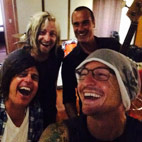 STP and Chester Bennington Working on New Material: 'Having a Blast'