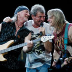 Deep Purple to Perform Free Concert in Las Vegas