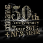 Scorpions to Celebrate 50th Anniversary in 2015 With New Studio Album, Tour