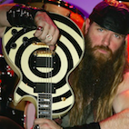 Turns Out Zakk Wylde's Bullseye Signature Guitar Was Made By Mistake: 'I Asked for a Vertigo!'