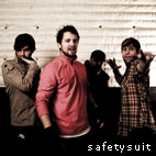SafetySuit Frontman: 'Keep Striving Forward, No Matter What Happens'