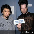 Static-X: 'We're Going To Attack Full Steam Ahead'