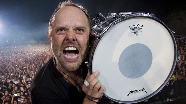 Metallica's 'Hardwired ... to Self-Destruct' Debuts at No. 1
