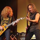 Kirk Hammett: I Always Understood Dave Mustaine's Anger Over Being Fired From Metallica