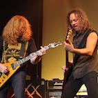 Kirk Hammett: I Always Understood Dave Mustaine's Anger Over Being Fired From Metallica