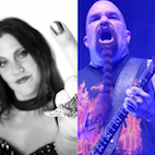 Nightwish's Floor Jansen Responds to Online 'Fury' She Caused By Calling Slayer 'Terrible, Dreadful'