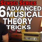 Guitar Stuff: Practical Usage of Advanced Musical Theory