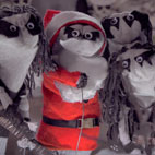 Sock Puppet Parody Premiere New Immortal Parody 'Immortal Christmas III - Inquisition'