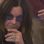 Watch: Ozzy Gets Very Emotional After Hearing Randy Rhoads' 'Crazy Train' Master Tape for 1st Time