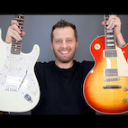 Which Guitar Is for You: Les Paul or Stratocaster