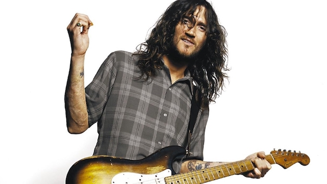 Study the Greats: The Habits of John Frusciante