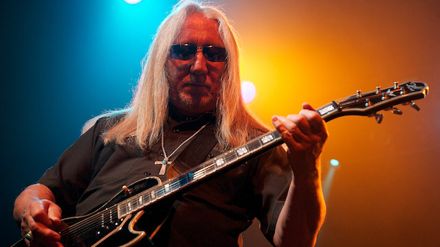 Uriah Heep Guitarist Mick Box: The Most Essential Piece of Gear in My Arsenal