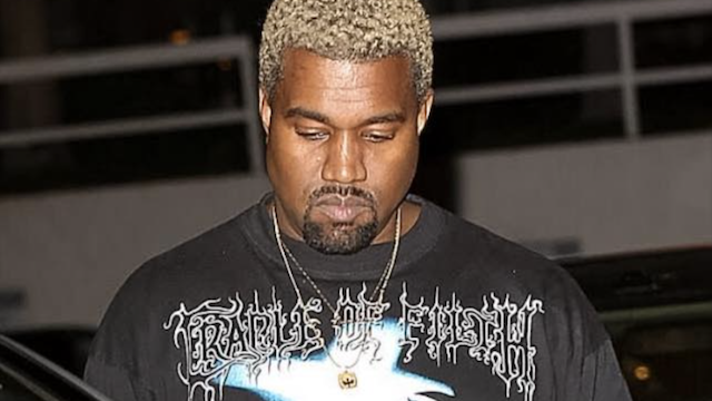 Cradle of Filth Reacts to Kanye West Wearing Their 'FUCK YOUR GOD' Shirt