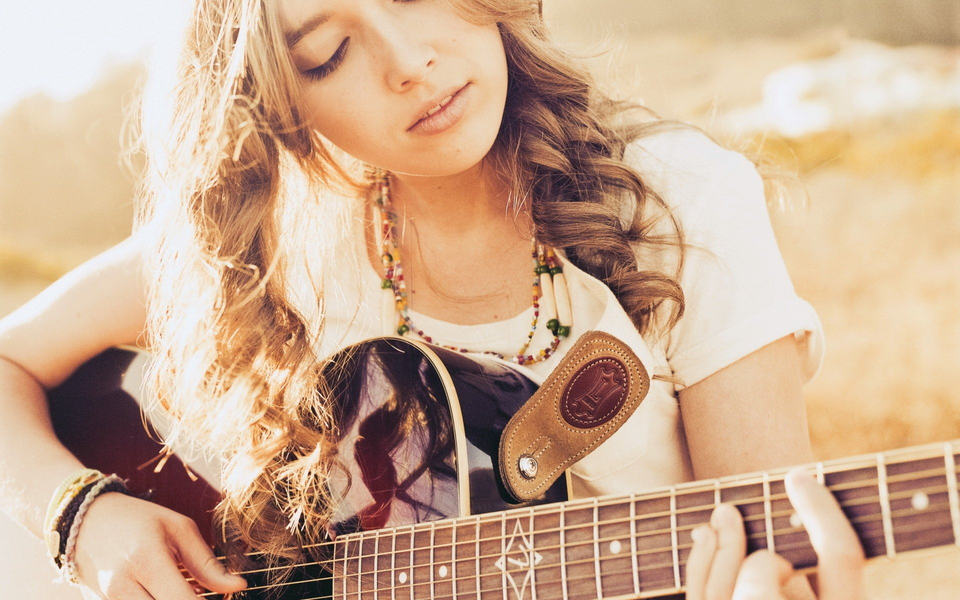 Do Men Find Females More Attractive If They Play Guitar Or Appear To Look As