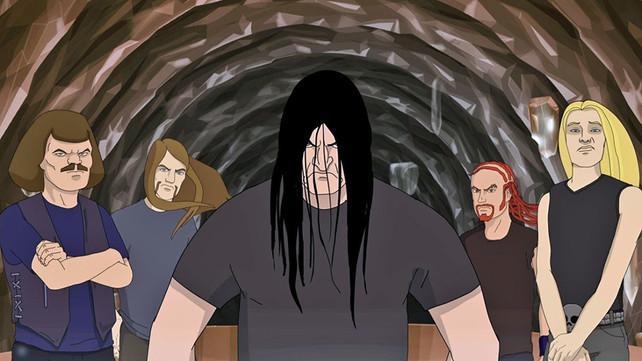 8 Best Animated Music Videos In Rock & Metal