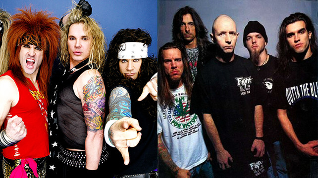 6 Pairs Of Metal Bands You Probably Didn't Know Were Connected