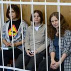 Pussy Riot Appeals Jail Sentences