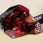 Black Sabbath Hockey Mask Is Awesome