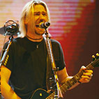 Nickelback's Chad Kroeger Reveals He Paid Drum Technician To Stick His Penis In Electric Fan