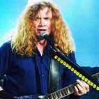 Mustaine Bails Out Megadeth